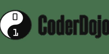 CoderDojo Klein Brabant - 19/10/2019 tickets