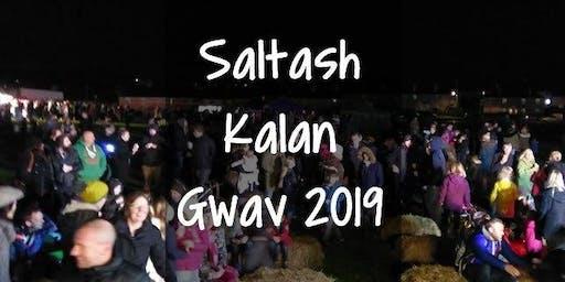 Saltash Kalan Gwav 2019