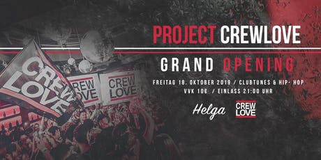 Project CrewLove I Regensburg Tickets