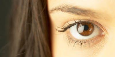 Eye Health talk by The Visual Impairment Forum (Brierfield) #EyeWeek
