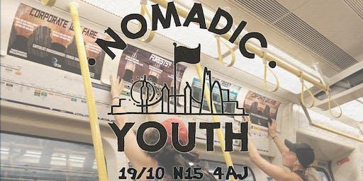 Nomadic Youth Subvertising Workshop
