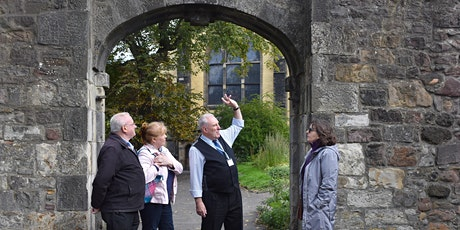 Copy of Greyfriars Kirk and Kirkyard - Official Tour tickets