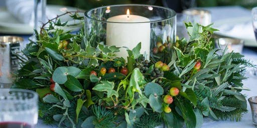*** New *** Christmas Table Decoration  Workshops - Wednesday 4th December