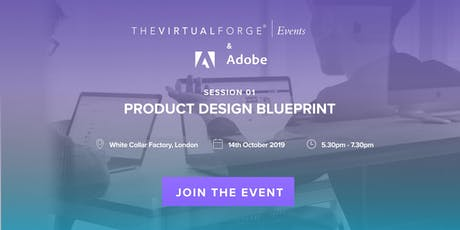 Product Design Blueprint. A Service Design talk. tickets
