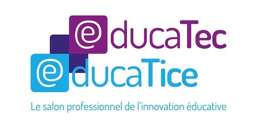 Weeprep au salon professionnel Educatec- Educatice Porte de Versailles