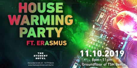 Free Pre-Drinks Party at TSH Berlin before Erasmus tickets