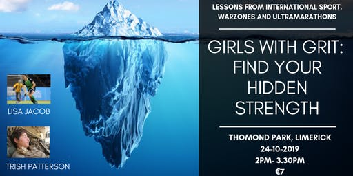 Girls with Grit: Find Your Hidden Strength