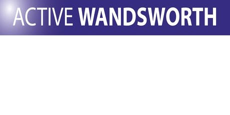 Active Wandsworth Talk Active Event tickets