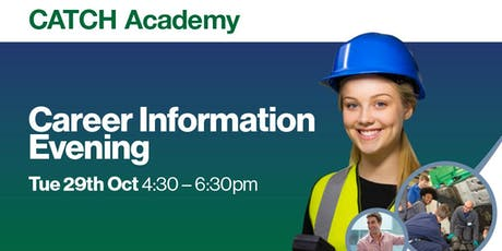 CATCH Information Evening - October tickets