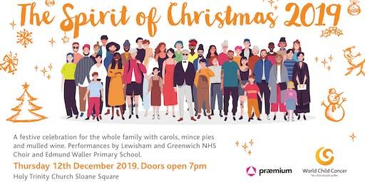 The Spirit of Christmas 2019