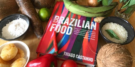 Berlin Cookbook Club: Brazilian Food (Amazon Charity Edition) tickets