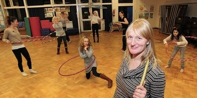 Hoop and Spin Jam - Frome