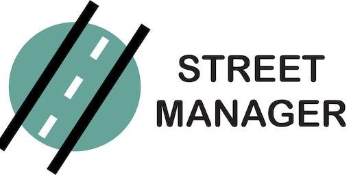Street Manager Autumn event - Durham