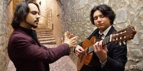 "Santos Amaya (Concerts ""Els Flamencs de Girona"") entradas"
