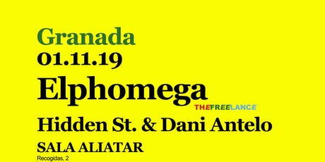 Elphomega presenta The Freelance en Granada entradas