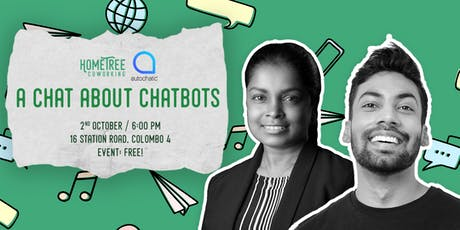 A Chat About Chatbots tickets