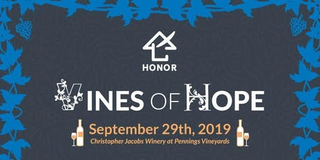 VINES of HOPE 2019 tickets