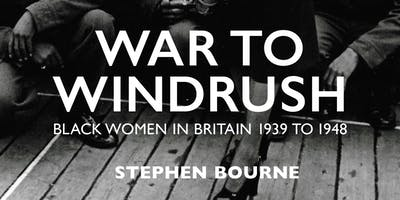 Author in Conversation: Stephen Bourne – Windrush Women