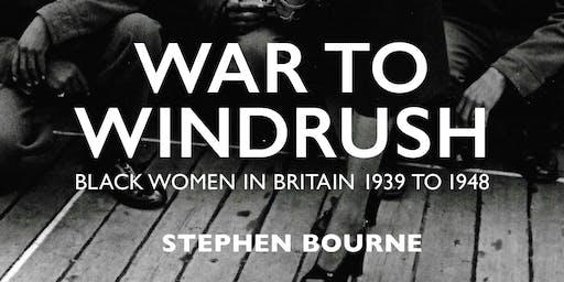 Author in Conversation: Stephen Bourne – Windrush Women