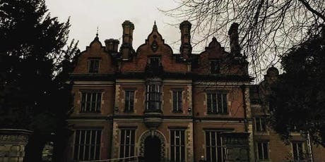 Ghost Hunt At The Haunted Beaumanor Hall Loughborough tickets