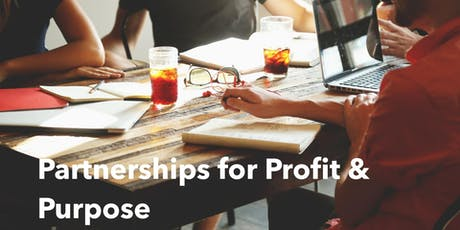 Partnerships for Profit & Purpose Workshops tickets