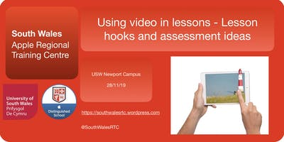 Using video in lessons - Lesson hooks and assessment ideas