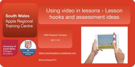 Using video in lessons - Lesson hooks and assessment ideas tickets