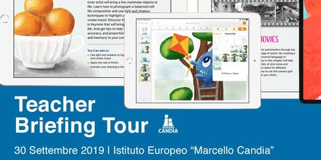 Teacher Briefing Tour - Istituto Europeo Candia biglietti