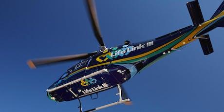 Crosslake LinkED - Burn Management & Emergency Management of the Injured Hunter tickets