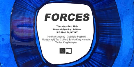 'Forces' Art Exhibition Opening Reception tickets