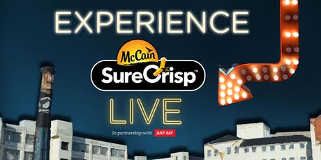 SureCrisp Live tickets
