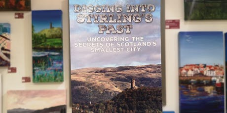Digging into Stirling's Past: Murray Cook Book Launch Event tickets