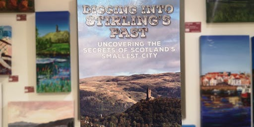 Digging into Stirling's Past: Murray Cook Book Launch Event