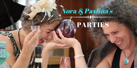 Nora & Pavlina's Parties- The October Party! tickets
