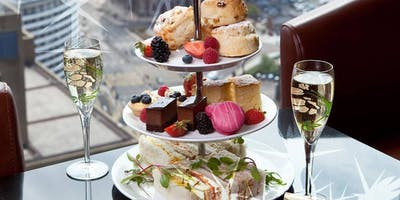 Afternoon Tea & Prosecco Party at Englefield House