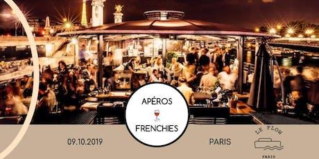 Apéros Frenchies Afterwork - Flow Paris billets