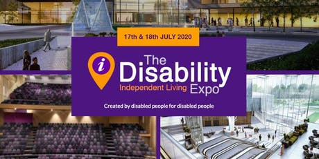 The Disability & Independent Living Expo tickets