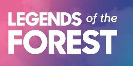 Legends of the Forest: Induction tickets