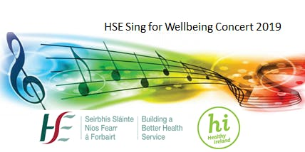 HSE Sing for Wellbeing Concert 2019