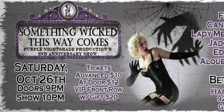 Something Wicked This Way Comes tickets