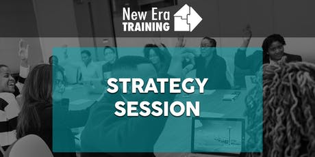 New Era Training - Strategy Session tickets