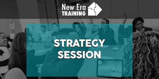***SOLD OUT***  New Era Training - Strategy Session 1pm -3pm