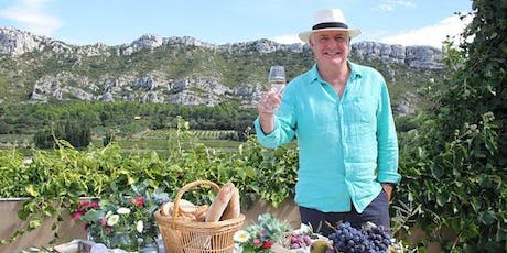Rick Stein Book Signing for 'Rick Stein's Secret France' tickets