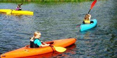 Kids October Kayak Session