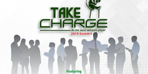 Take Charge: Be the Most Valuable Player 2019 Summit