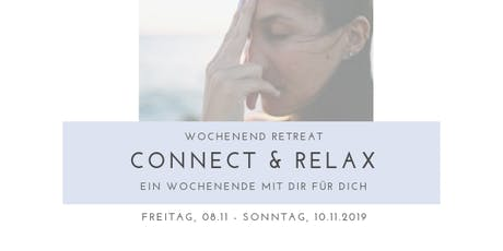 Connect & Relax Tickets