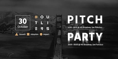 #OUTLIERS PITCH 2019 tickets