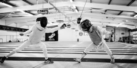 October Senior School Challenge Cup Metal Fencing Tournament 12-17yrs tickets