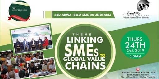 3rd AKWA IBOM SME ROUNDTABLE (AKSMERT)