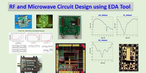RF and Microwave Circuit Design using EDA Tool